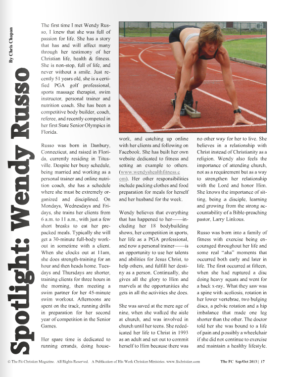 Wendy Article page 2